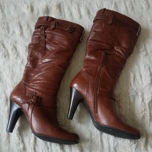 Guess mid calf boot